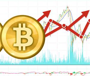 Bitcoin-værdien stiger igen