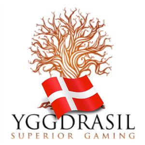 Yggdrasil- casinospil kommer til Danmark