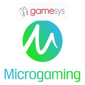 Microgaming og Gamesys slår kræfterne sammen