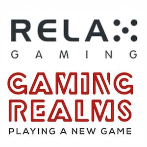 Relax Gaming indgår aftale med Gaming Realms