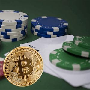 Kryptovaluta og poker- et godt match