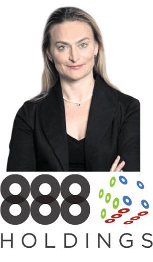 Anne de Kerckhove blive del af 888 Holdings board