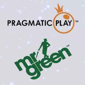 Pragmatic Plays spil er nu tilgængelige hos Mr Green