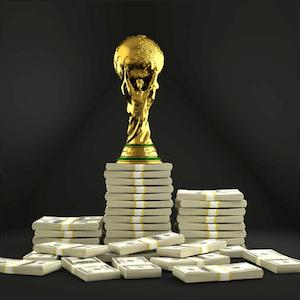 VM 2018 styrker danske spil